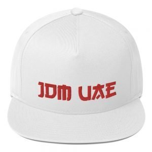 JDM UAE Flat Bill Cap